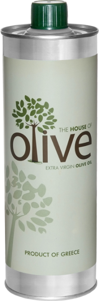 The House Of Olive, Natives Olivenöl Extra, 500 ml