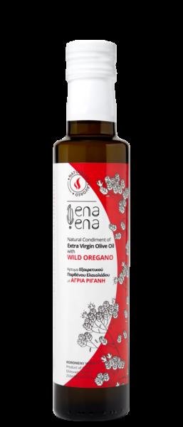 Premium Olivenöl mit Wild Oregano, 250 g