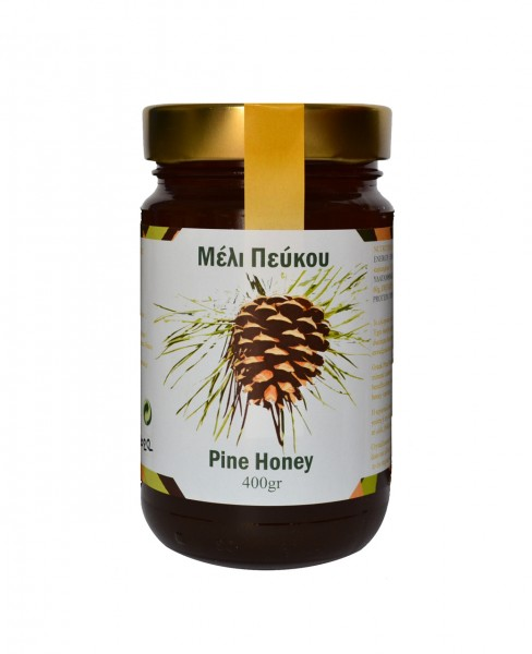 Pinien Premium Honig aus Thassos, 400 g