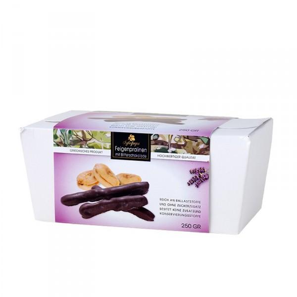 Feigenpralinen mit Zartbitterschokolade, 250 g