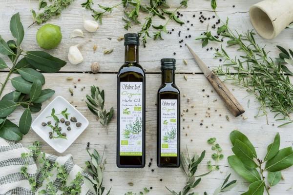 Bio Kräuter Premium Olivenöl aus Sparta, 500 ml
