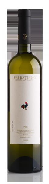 2018 Savatiano Weiss, 0,75 L