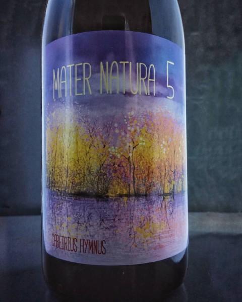 "2009 ""Vaimaki Family"" Mater Natura 5 trockener Weisswein 100% Muscat of Alexandria, 0,75 L"