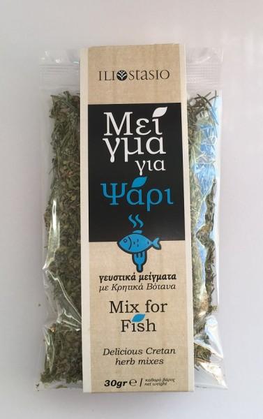 Kräuter Mix für Fisch, 20 g