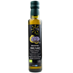 Bio-Leinöl (Leinsamenöl), kaltgepresst, 250 g