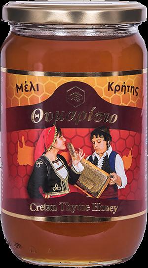 Kretischer Thymianhonig traditional, 450 g