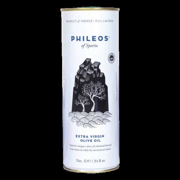 Phileos Premium Olivenöl aus Sparta, 1 Liter