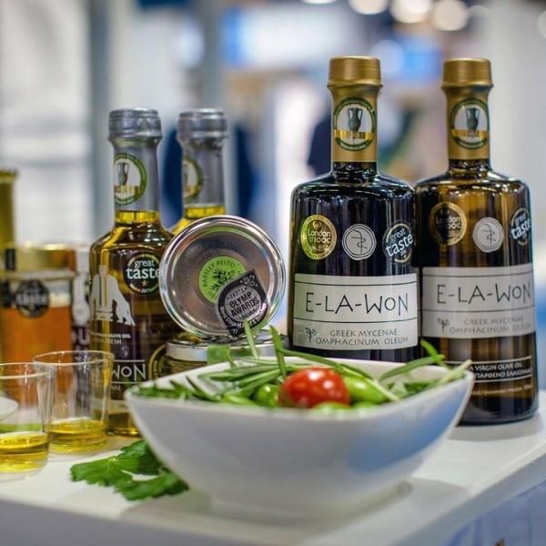 E-LA-WON Premium Olivenöl, 500 ml