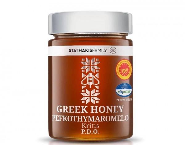 Pefkothymaromelo Premium Honig aus Kreta, 450 g