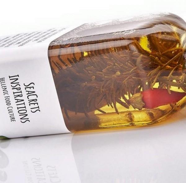 Weinessig mit Kräuter aus Messinia, 250 ml