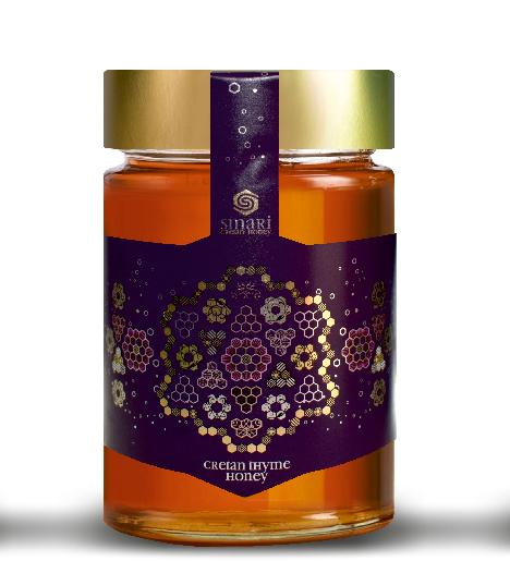 Kretischer Premium Thymian Honig, 460 g
