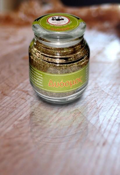 Minze aus Arkadien, gerebelt 60 g Glas