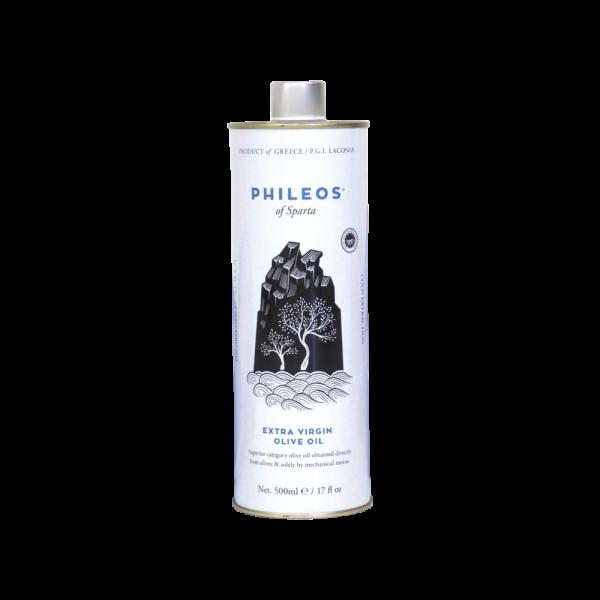 Phileos Premium Olivenöl aus Sparta, 500ml