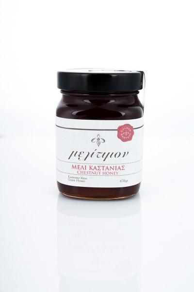 Melitimon Premium Edel-Kastanien-Honig, 470g