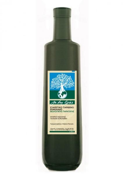 Olive Tree Land Bio Agoureleo, Premium-Qualität, 500 ml