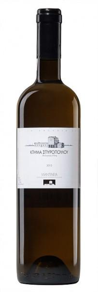 2017 Domaine Spiropoulos Mantinia Bio, weiß, 0,75 L