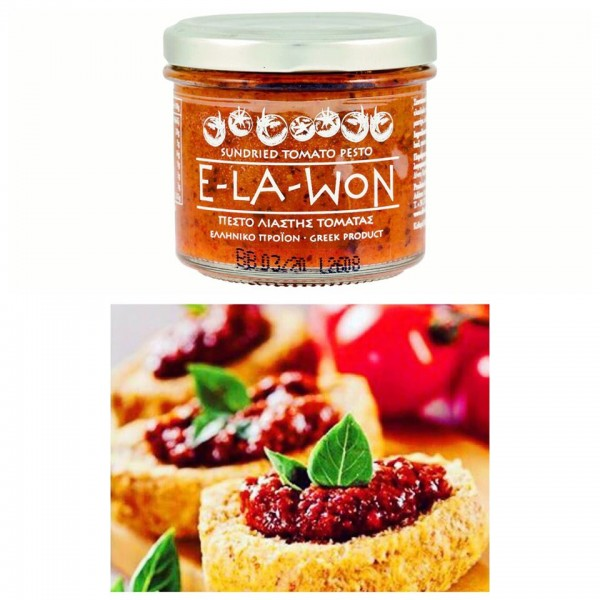 E-LA-WON Tomaten Pesto, 130 g