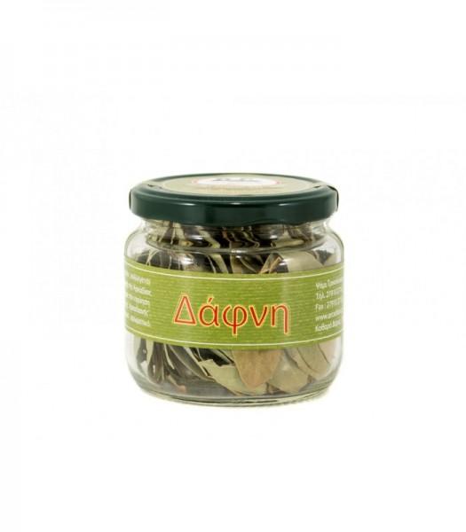Griechischer Lorbeer (Laurus nobilis) aus Arkadien, 30 g Glas