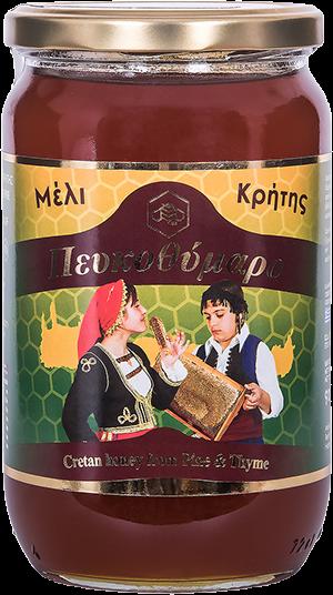 Kretischer Pinien und Thymianhonig traditional, 920 g
