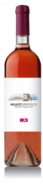 2018 Domaine Spiropoulos Meliastó Bio, rosé, 0,75 L