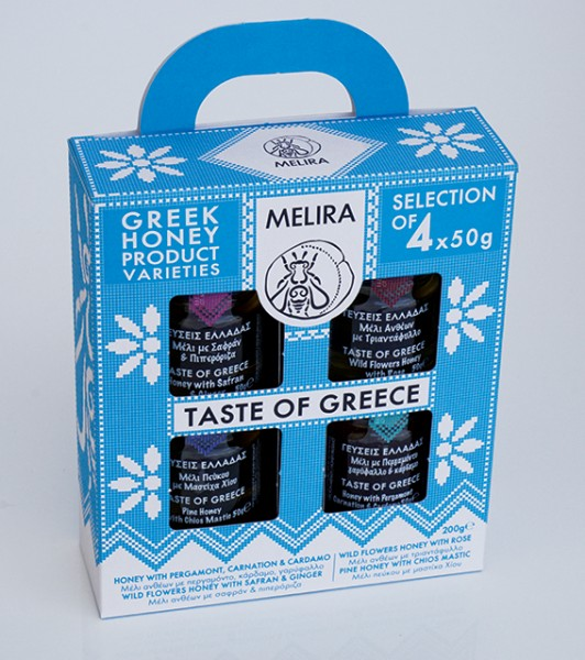 Honig Selection Taste of Greece, 4x50 g