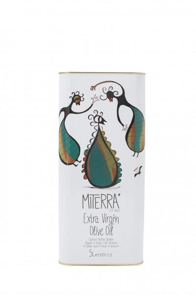 """""""Miterra"""" Premium Olivenöl aus Kreta, 5 Liter"""