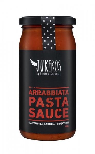 Arrabbiata - Fertige Tomatensauce für Nudeln mit scharfem Paprika, 360gr