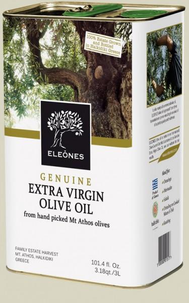 Eleones Premium Olivenöl, 3 Liter