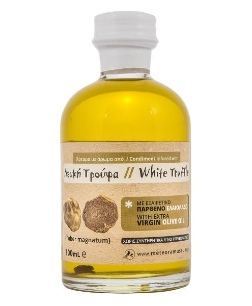 Premium Olivenöl mit weißen Trüffel, 250 ml