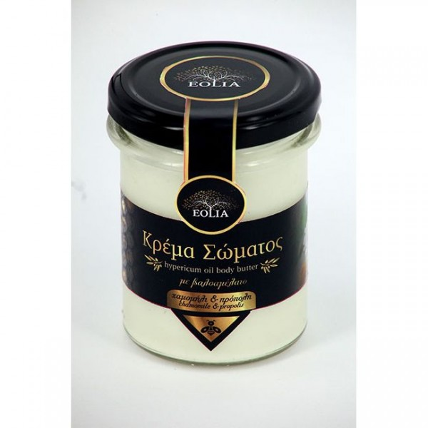 """Sparta Goods"" EOLIA Body Cream Kamille - Propolis, 200 ml"