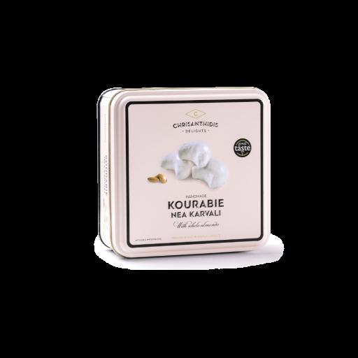 Kourabiedes mit ganzen Mandeln, Metallbox 470 g