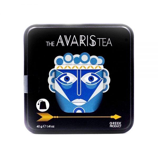 Avaris Premium Kräutertee, 35 g Schmuckdose