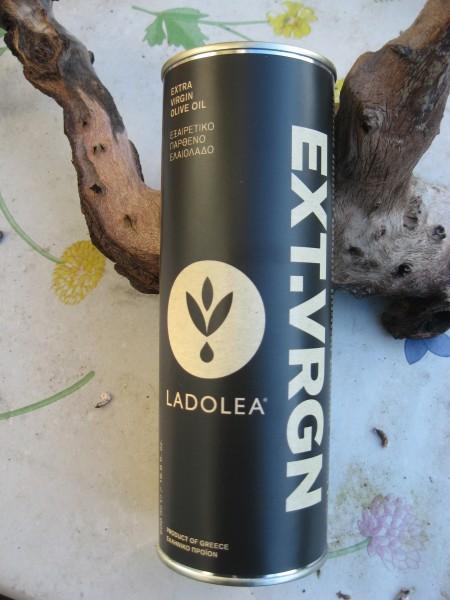 Ladolea Premium Olivenöl Megaritiki, Dose 500ml
