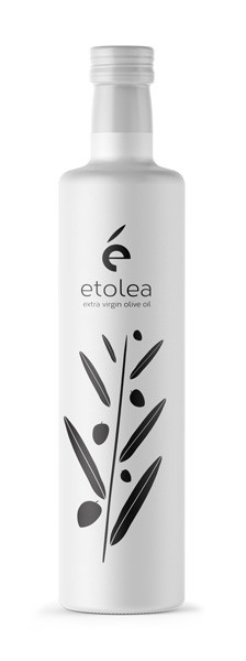 Etolea White Premium Olivenöl Frühe Ernte, 500 ml