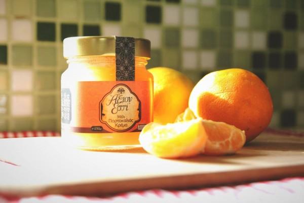 """""""Axion Esti"""" Bio Orangenhonig Creme de miel, 450 g"""