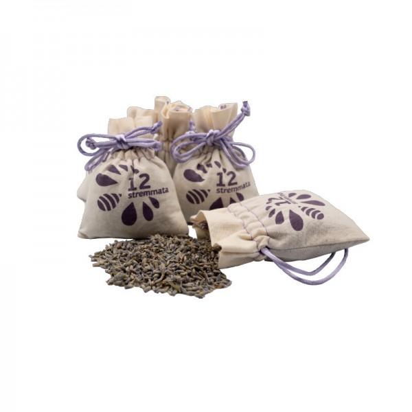 Aromatischer Bio-Lavendelbeutel, 15g frischer Lavendel