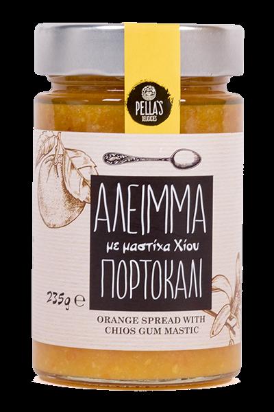 Orangenmarmelade mit Chios Mastix, 235 g