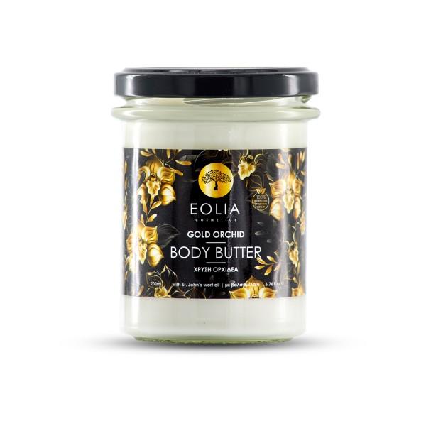 EOLIA Body Butter Creme Golden Ochidee, 200 ml