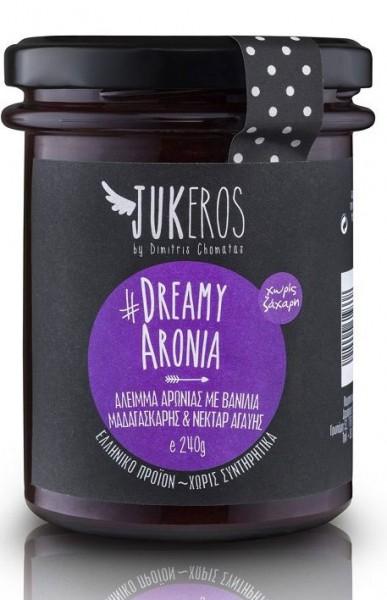Dreamy Aronia mit Vanille-Madagaskar und Agavendicksaft. 240 g