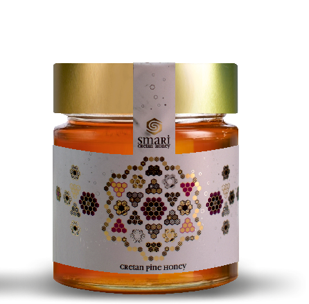 Kretischer Premium Pinien Honig, 290 g