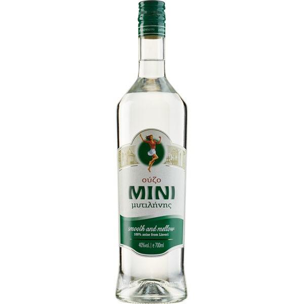 Ouzo Mini von Mytilini 40%, 700 ml