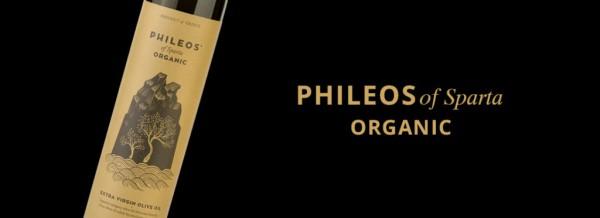 Phileos Bio Premium Olivenöl aus Sparta, 500 ml