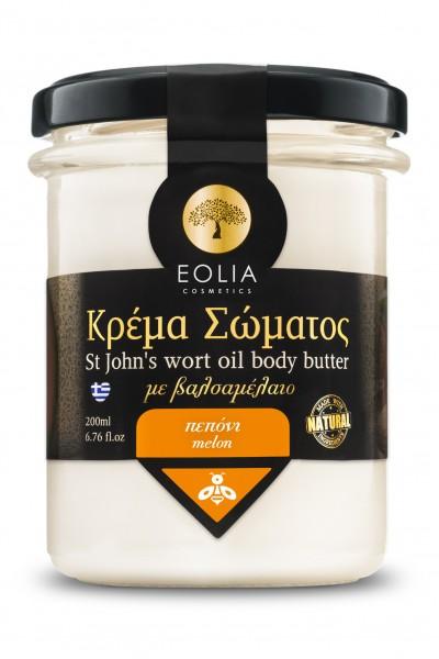"""Sparta Goods"" EOLIA Body Cream Melone, 200 ml"