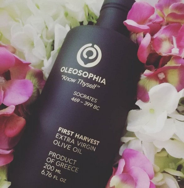Oleosophia First Harvest Manaki Blachk Edition, 200ml