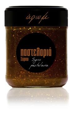 Pastelaria Konfitüre, Feigen-Spezialität von der Insel Syros, 235 g