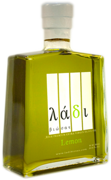 Ladi Biosas Agrumato Lemon, 250 ml