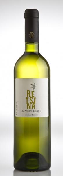 2017 Retsina Mesogaia Papagiannakos, 0,75 L