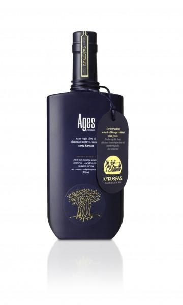 Ages Premium Olivenöl Agoureleo Limited Reserve, 500 ml