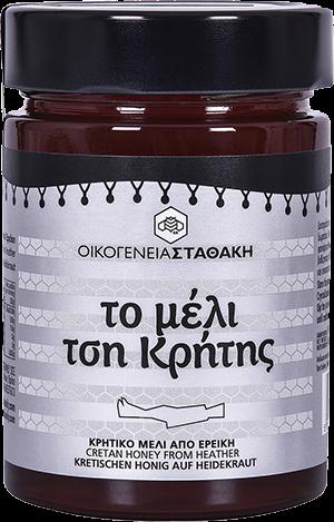 Kretischer Heidekraut Honig, 270 g