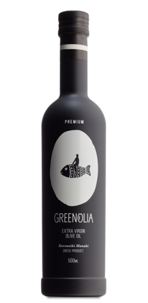 Greenolia Premium Extra Virgin Olive Oil Manaki Koroneiki, 500 ml